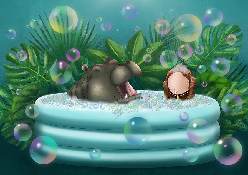 Bubble fun _ NIET OP VOORRAAD